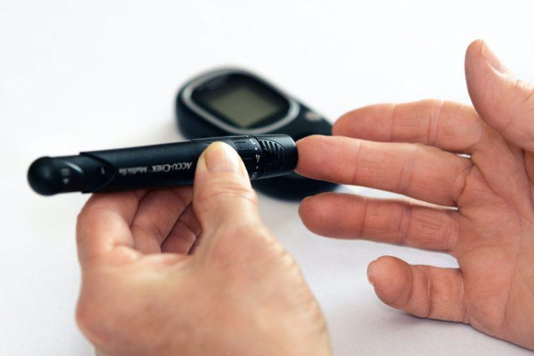 Dine Diabetes Test