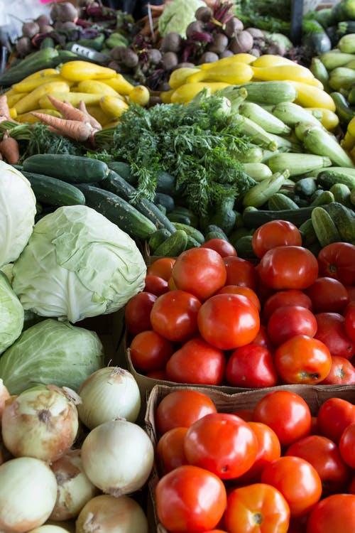 Dine Organic Vegetables