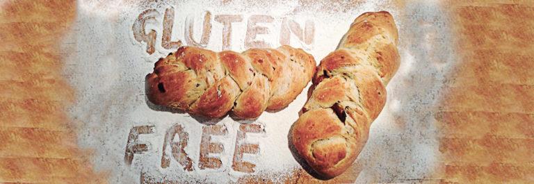 Gluten Free Bread Banner