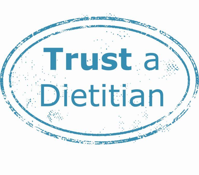 Trustadietitian